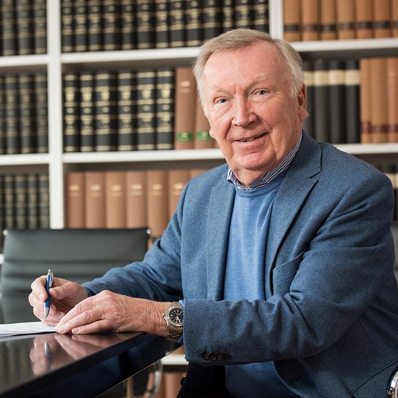 Rechtsanwalt Eberhard Osthus